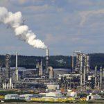 Rafineria ropy naftowej w Możejkach na Litwie