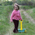 Uczmy dzieci od małego odpowiednich zachowań